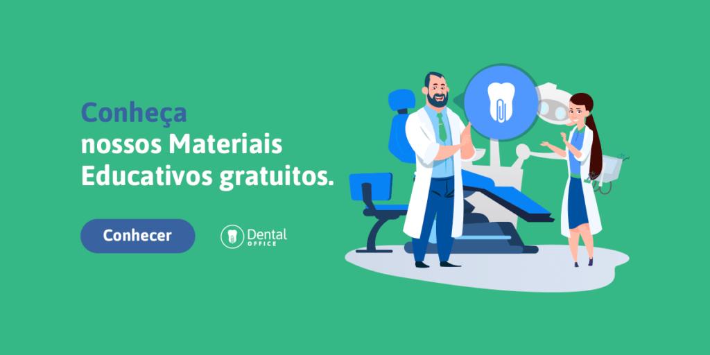 Materiais educativos para dentistas