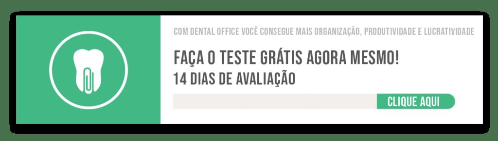Sistema para Dentista - Teste Grátis