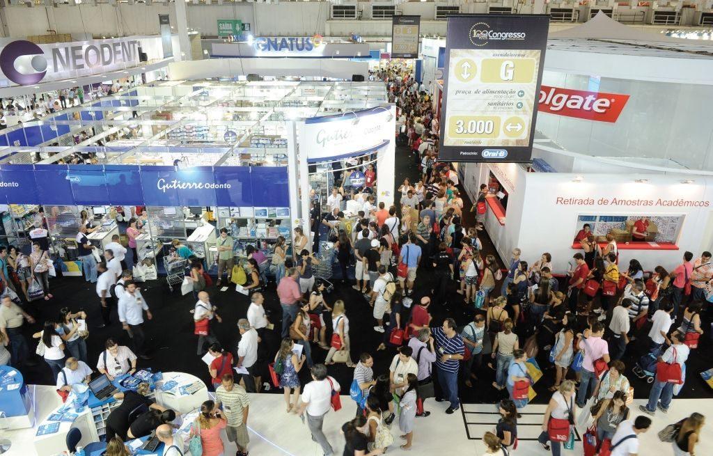 Congresso Internacional de Odontologia em São Paulo