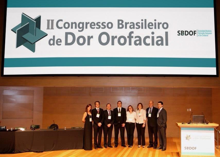 Congresso Brasileiro de Dor Orofacial - SBDOF