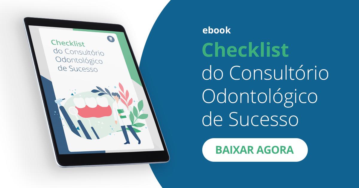 Baixar eBook: Checklist do consultório odontológico de sucesso