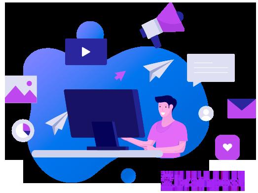 Ilustração Brainpost