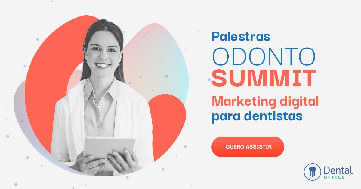 Odonto Summit Marketing digital para dentistas